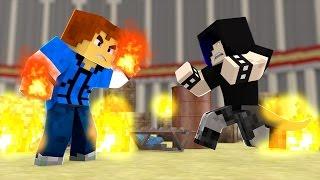 Minecraft LIFE - FIGHT !?