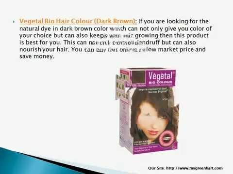 Vegetal Bio Hair Colour