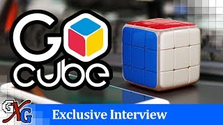 Want to Solve a Rubik's Cube? Get a GoCube! | Kickstarter Invention