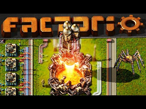 I've Waited YEARS to Play This! - Factorio 1.0 Gameplay Ep 1