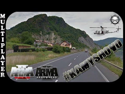 Arma 2 Wasteland Kamyshovo