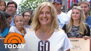 Tomboy Grandma's Ambush Makeover: 'I've Never Seen Her In A Dress!' | TODAY