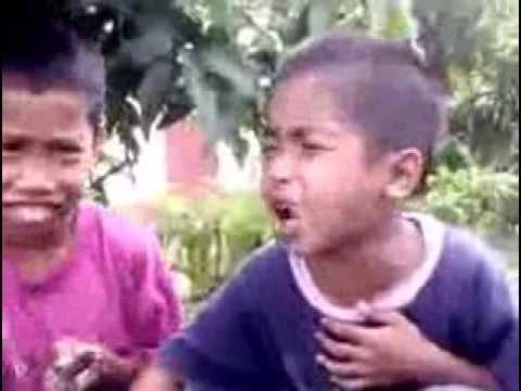 Video Lucu Anak Nyanyi Lagu Melayu
