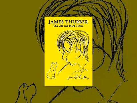 a biography and life work of james thurber an american cartoonist