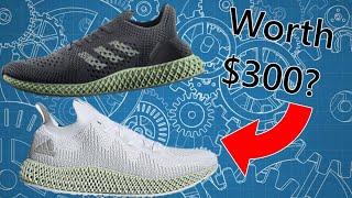 Tech News! - Adidas Futurecraft/Alphaedge Shoes (4D Soles)