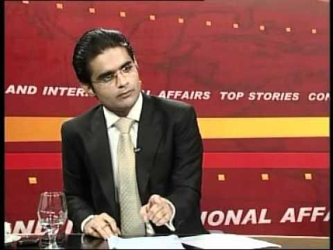 sharmeela Farooqi unsuccessfully defends president zardari in Newsline with shahzeb khanzada Part 05