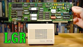 LGR Oddware: $1,200 DECtalk PC Speech Synthesizer