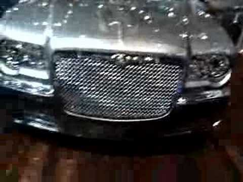 Chrysler 300C Alpine Concept. Video