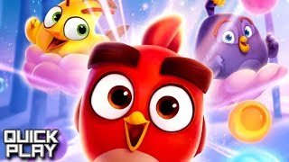 Angry Birds Dream Blast Gameplay - The First 20 Levels! (Quick Play)