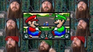 Super Mario Kart - Battle Theme Acapella