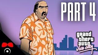 KRÁDEŽ TANKU! | Grand Theft Auto: Vice City #4