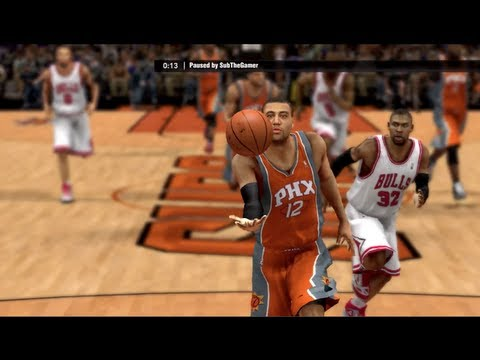 NBA 2k14 Funny Glitches! Ball Teleporting. Flying. and More!