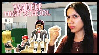 SHE STOLE MY BOYFRIEND, WE HAVE TO KILL HER! - ROBLOX - YANDER HIGH SCHOOL