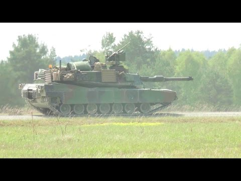 US 7th Army JMTC - Strong Europe Tank Challenge Day 1 [1080p]