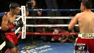 2014-04-03 Diego De La Hoya vs Jaxel Marrero FOX Sports 1/Fight Network