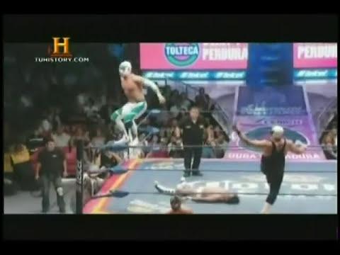 La historia de la lucha libre mexicana... ( Documental Completo)