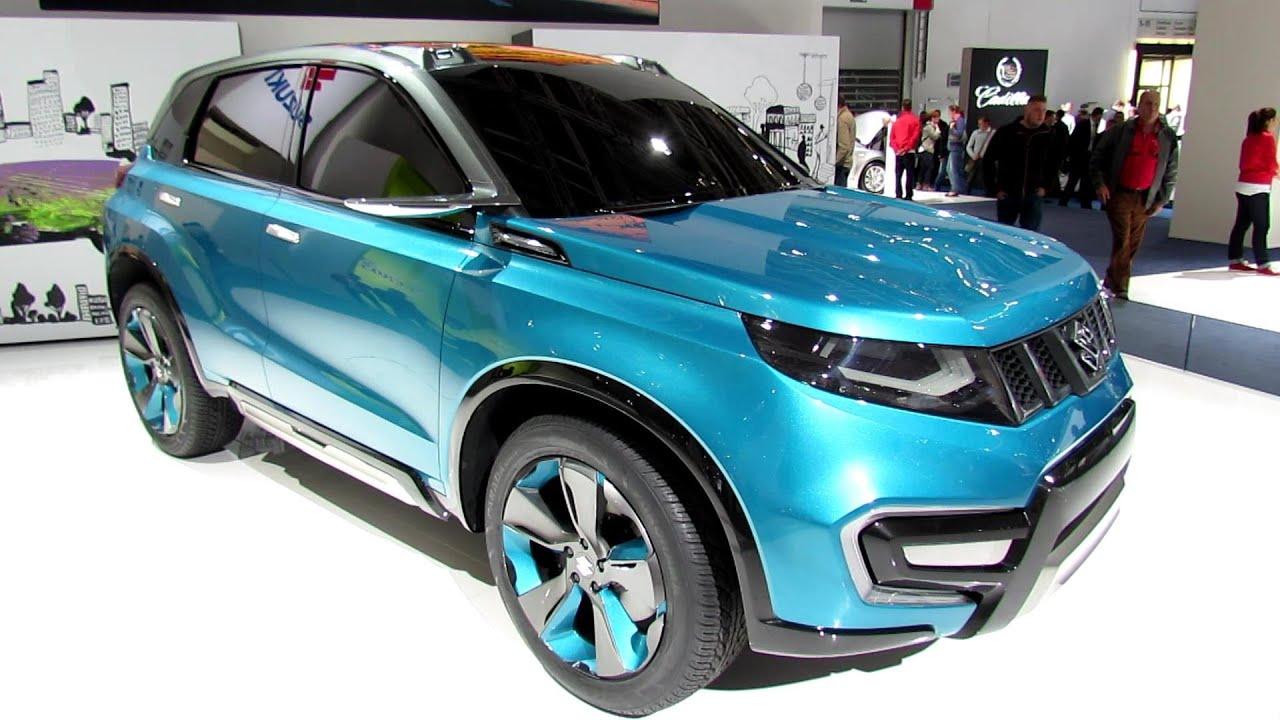 2015 Suzuki iv4 Concept - Exterior Walkaround - 2013 ...