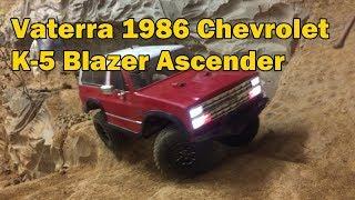 Vaterra Chevrolet K-5 Blazer Ascender ㅣTRAIL RC CAR COMPETITION