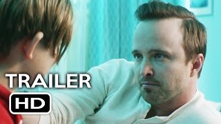 The 9th Life of Louis Drax Official Trailer #1 (2016) Aaron Paul, Jamie Dornan Thriller Movie HD