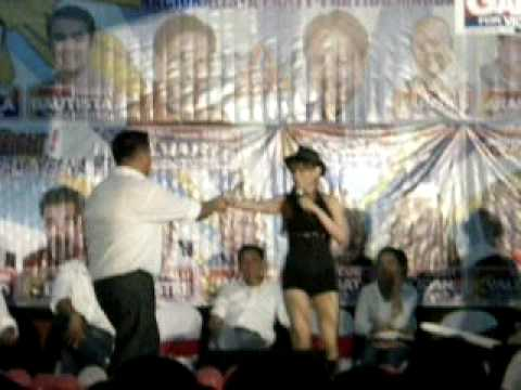 Konsi glenn villena dance with keanna reeves