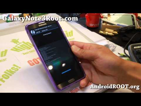 How to Backup/Restore ROM using TWRP on Rooted Galaxy Note 3!