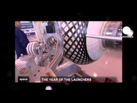 euronews space - Год ракетоносителей