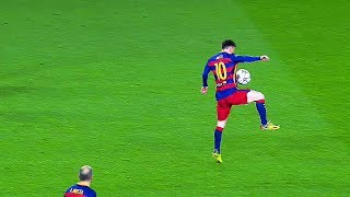 17 Impossible Ball Controls Only Lionel Messi Can Do in Football ● Touch of GOAT ||HD||