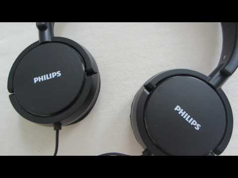 PHILIPS SHL5000 REVIEW : BEST BUDGET HEADPHONES?