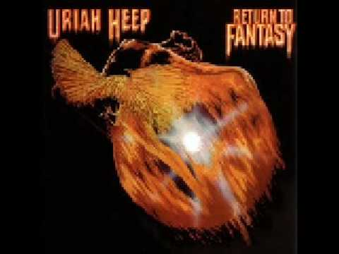 Uriah Heep - Why Did You Go