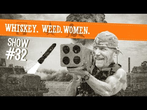 (#32) WHISKEY. WEED. WOMEN. with Steve Jessup (Wifes Old Dick...