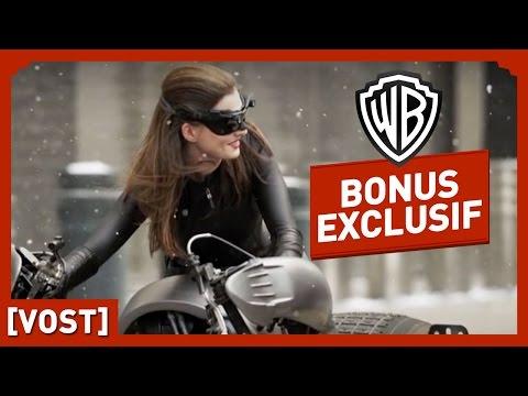 Batman : The Dark Knight Rises - Bonus : Catwoman - Christian Bale / Christopher Nolan