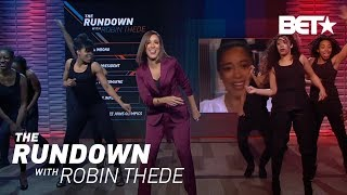 The Apprendissed: Bye, Omarosa!   The Rundown With Robin Thede