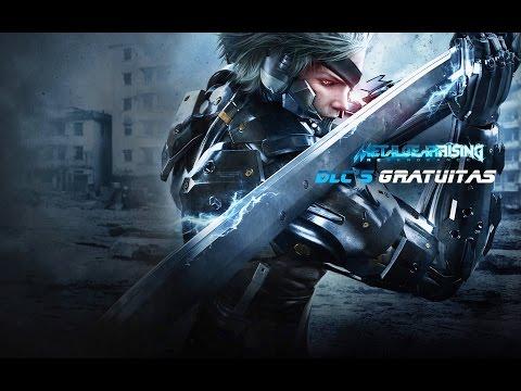 Metal Gear Rising Revengeance DLC's Gratuitas