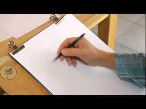 Strichmännchen zeichnen lernen -