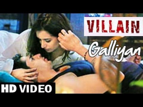 Ek Villain GALLIYAN Full Video SONG Ft. Sidharth Malhotra Shraddha Kapoor RELEASED