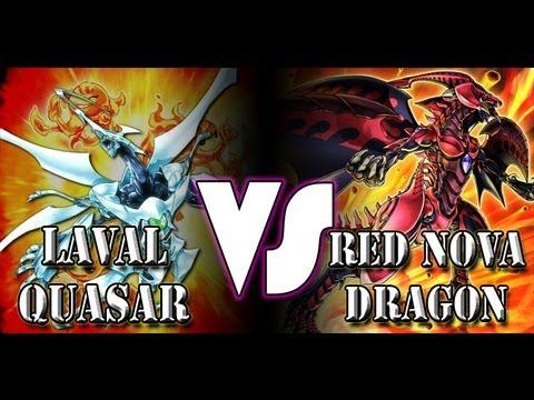 Red Nova Dragon Deck Red Nova Dragon