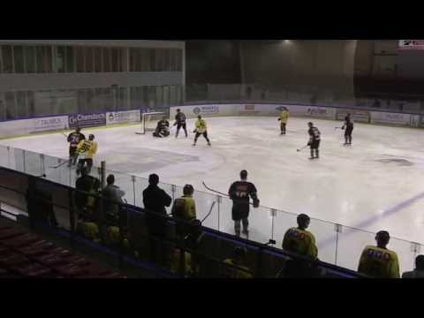 HC GKS Katowice - GKS Tychy 1:8 (0:2, 0:4, 1:2)