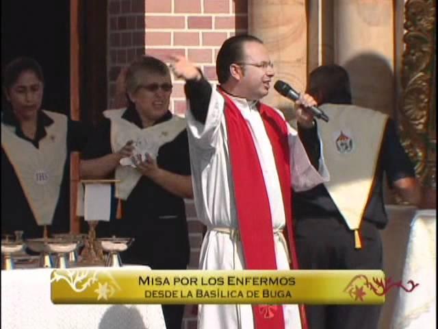 Padre Aicardo - Popurrí (Misa de Sanación 14/04/2011)