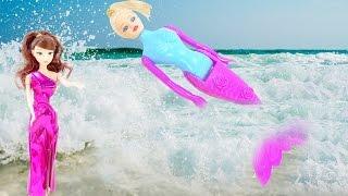 Nàng tiên cá Chibi thích sống trên cạn - Nữ hoàng búp bê baby doll