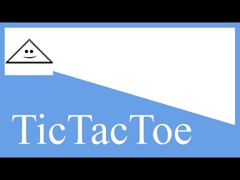 Programmieren #1 | TicTacToe #4 | Logo Explicator