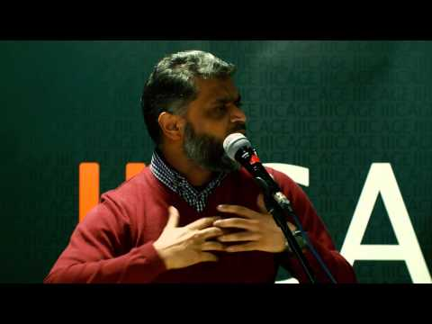 Moazzam Begg on accountability: Understanding ways to stop the cycle of violence