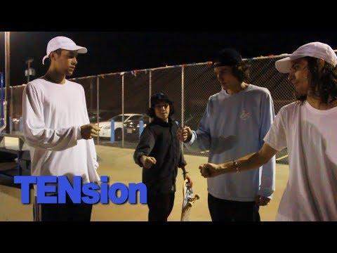 Tension - Mikey Nick Jp and Brandon