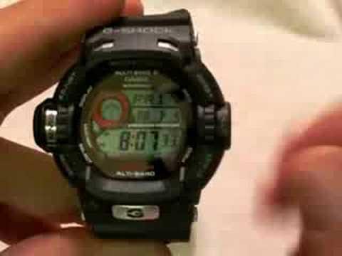 Review of Casio G-Shock Riseman GW-9200