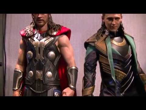 Hot Toys Loki Dark World Version