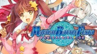 All I hear is Anime Voices! [Magical Battle Festas]