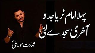 download lagu Noha - Pehla Imam Turriya Jaddo Aakhri Sajday Layi gratis