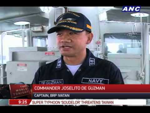 PH Navy acquires 2 ships from Australia