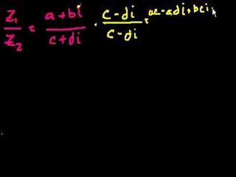 Complex Numbers (part 2)