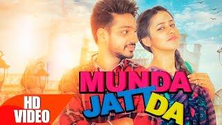 Munda Jatt Da (Full Video) | Gurjazz | Latest Punjabi Song 2016 | Speed Records