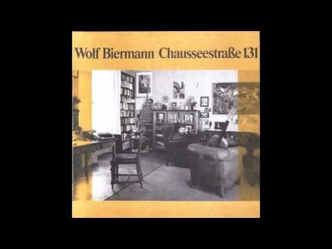 Wolf Biermann - Moritat Auf Biermann Seine Oma Meume In Hamburg